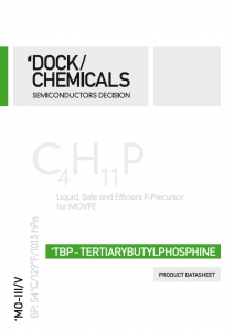 dockchemicals_datasheet_pphosphines_tbp_tertiarybutylphosphine_cover